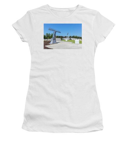 Springfield Village Park - Augusta Ga Women's T-Shirt