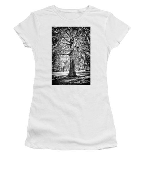 Standing Tall Old Tree - I R Women's T-Shirt