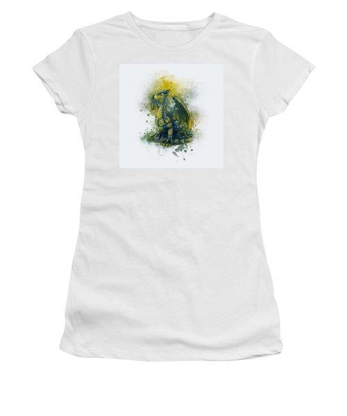 Steampunk Dragon Women's T-Shirt