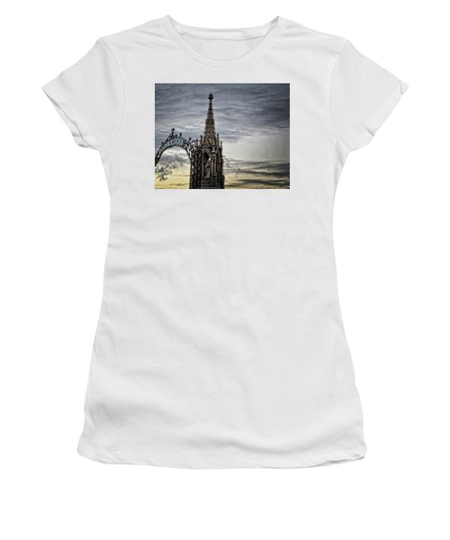 Steeple And Steel Women's T-Shirt