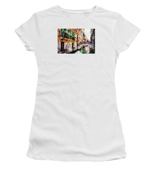 Stories In The Air Women's T-Shirt