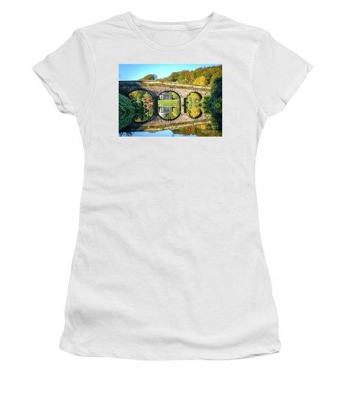 Stourhead Autumn Women's T-Shirt