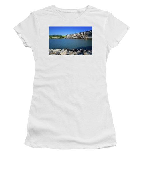 Strom Thurmond Dam - Clarks Hill Lake Ga Women's T-Shirt