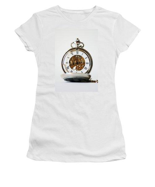 Studio. Pocketwatch. Women's T-Shirt