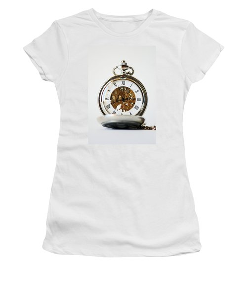 Studio. Pocketwatch. Women's T-Shirt
