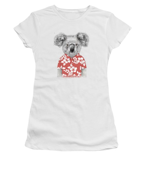 Summer Koala Women's T-Shirt