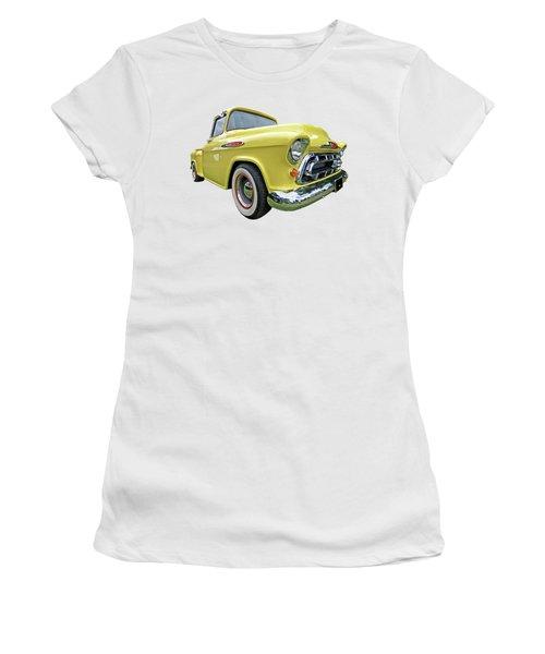Sunshine Yellow Chevy Women's T-Shirt