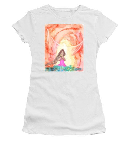 Sweet Hour Of Prayer Women's T-Shirt