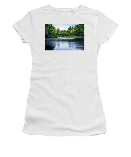Swirling Dreams Women's T-Shirt