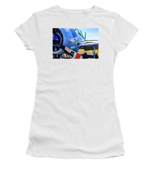 T-28b Trojan Banshee  Women's T-Shirt