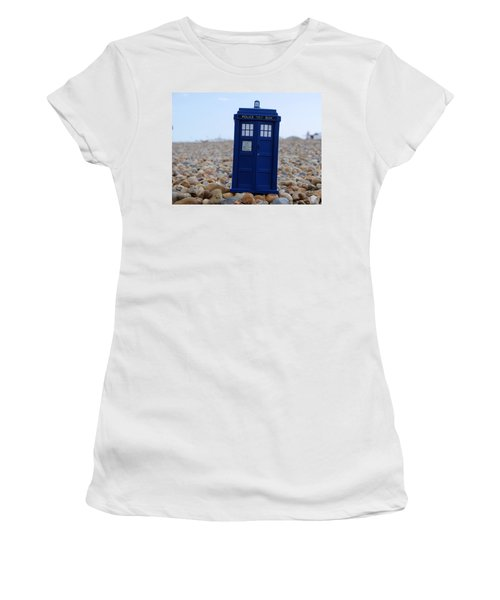 Tardis - Vacation Women's T-Shirt