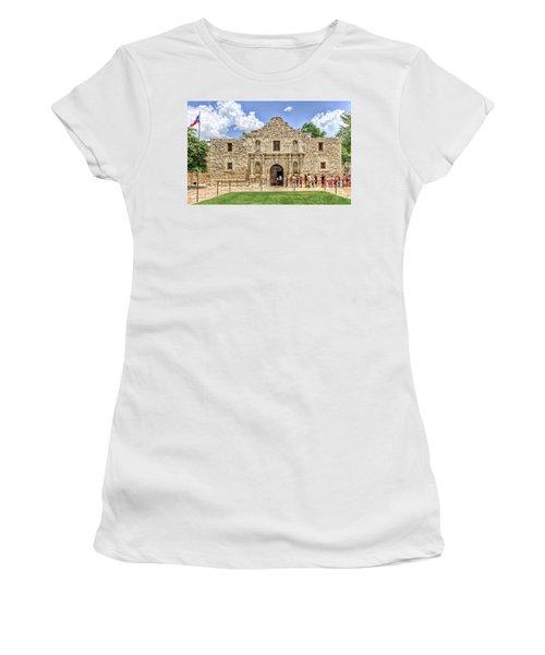 The Alamo, San Antonio Texas Women's T-Shirt