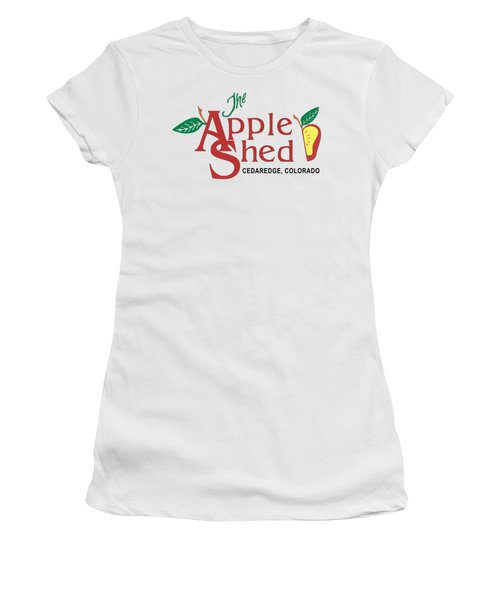 The Appleshed Women's T-Shirt