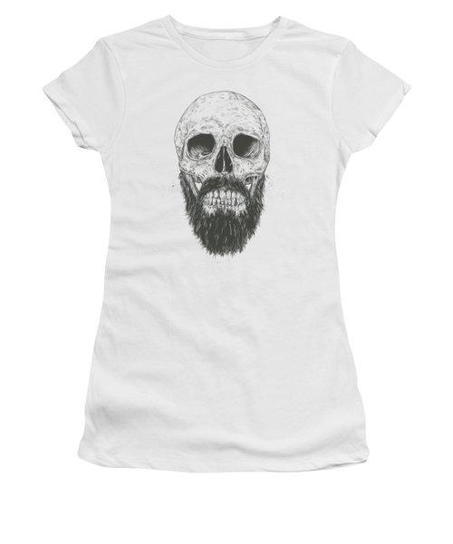 The Beard Is Not Dead Women's T-Shirt