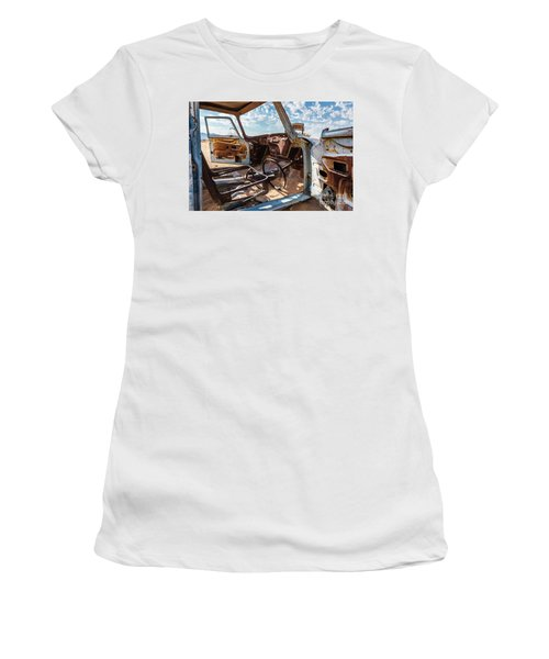 The Car Is Open, Please Come In Women's T-Shirt