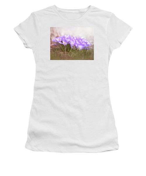 The Earth Blooms 2 Women's T-Shirt