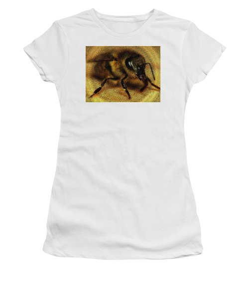 The Killer Bee Women's T-Shirt (Athletic Fit)