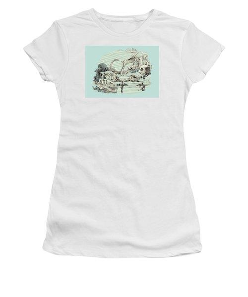 The Lost Beach Women's T-Shirt