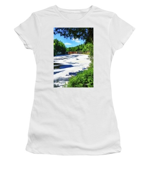 The Mighty Tahquamenon Women's T-Shirt