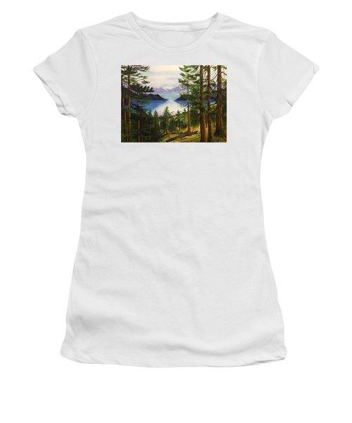 The Narrows  Women's T-Shirt