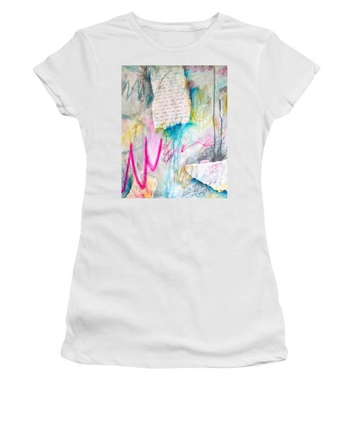 The Other Half Of My Heart Women's T-Shirt (Athletic Fit)