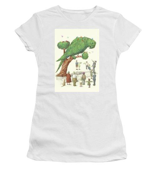The Parrot Tree Women's T-Shirt