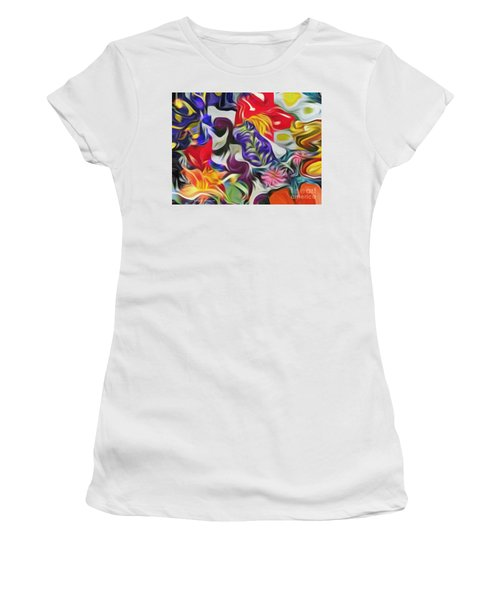 The Power Of Flowers Women's T-Shirt