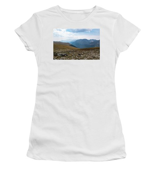 The Rocky Arctic Women's T-Shirt