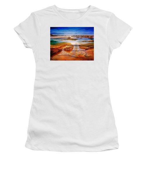 The Silent Morning Tide Women's T-Shirt