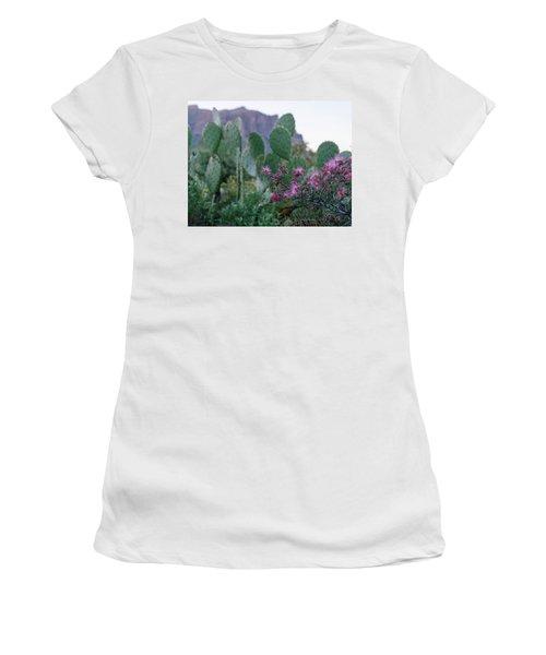 The Vibrant Desert Women's T-Shirt