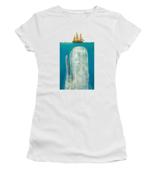 The Whale  Women's T-Shirt