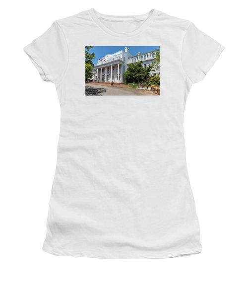 The Willcox Hotel - Aiken Sc Women's T-Shirt