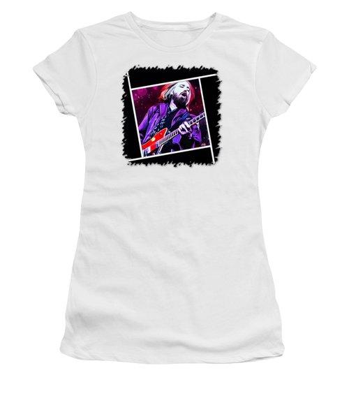 Tom Petty Painting Women's T-Shirt