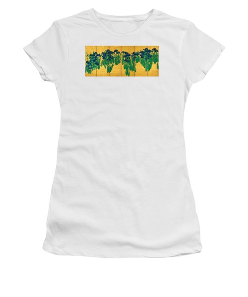 Top Quality Art - Iris Women's T-Shirt