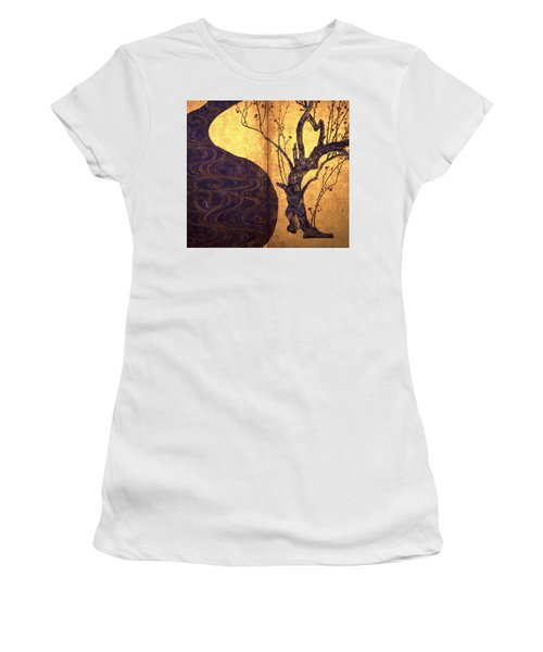 Top Quality Art - Red And White Plum Blossoms #2 Women's T-Shirt