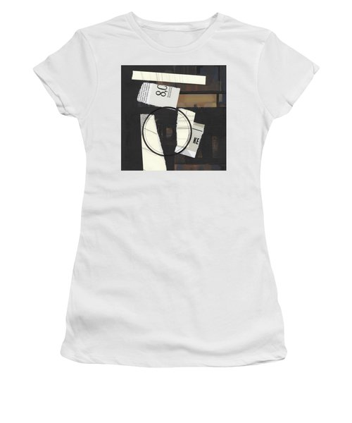 Torn Beauty No. 5 Women's T-Shirt