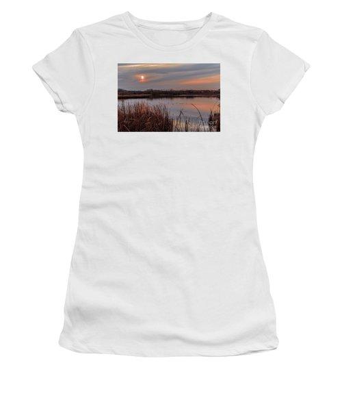 Tranquil Sunset Women's T-Shirt