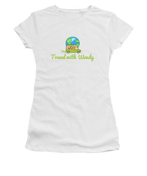 Travel With Wendy Women's T-Shirt