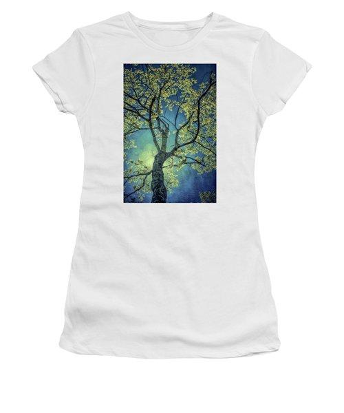 Tree Tops 0945 Women's T-Shirt