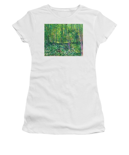 Trees And Undergrowth - Digital Remastered Edition Women's T-Shirt