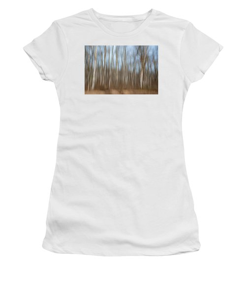 Trees In The Forest Women's T-Shirt