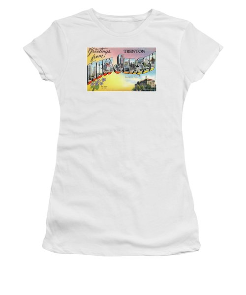 Trenton Greetings Women's T-Shirt