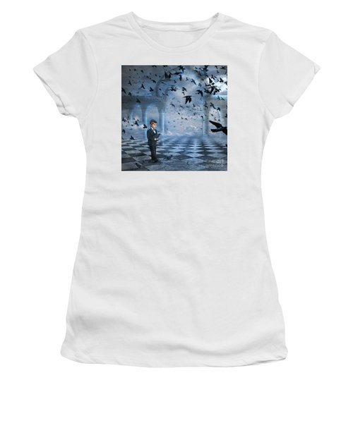 Tristan's Birds Women's T-Shirt