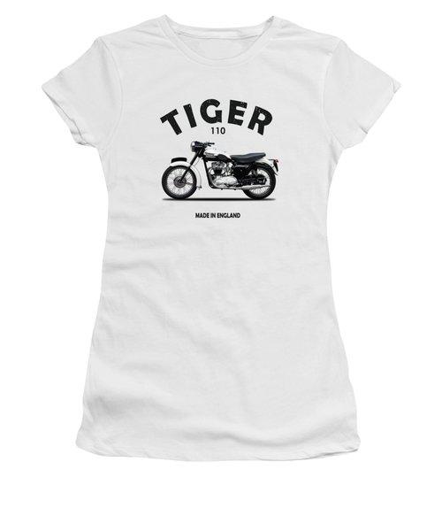 Triumph Tiger 1959 Women's T-Shirt