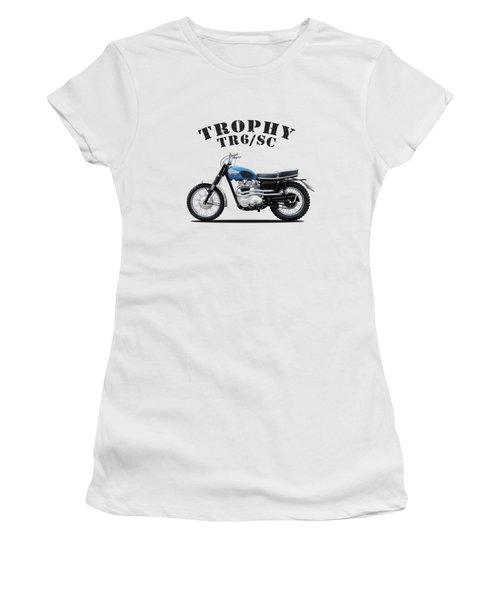 Triumph Trophy Tr6 Women's T-Shirt