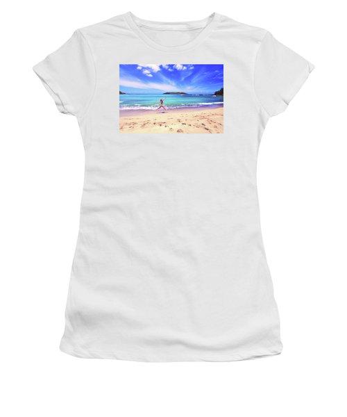 Tropical Spring Women's T-Shirt