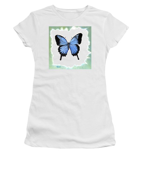 Ulysses Blue Women's T-Shirt