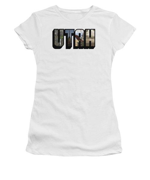 Utah Big Letter Women's T-Shirt