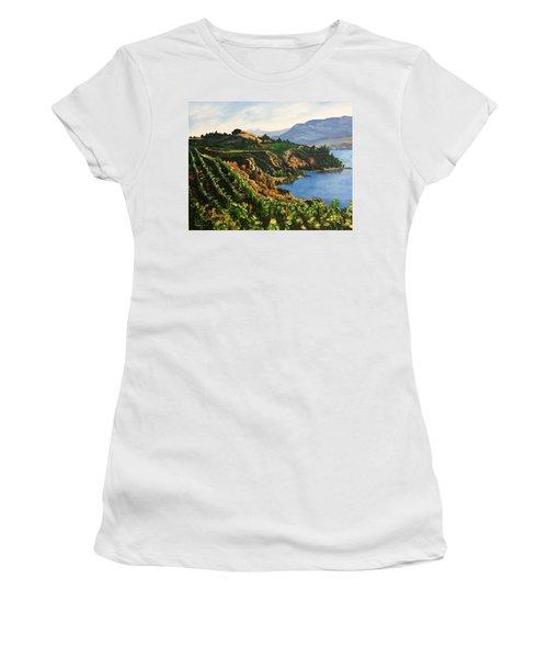 Valley Vineyard Women's T-Shirt