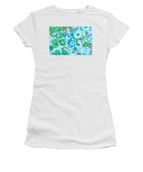Van Gogh's Garden Women's T-Shirt